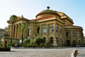Teatri a Palermo