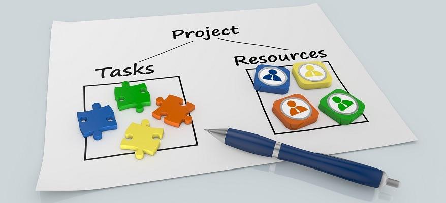 preparare un project work