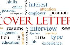 formato della lettera di presentazione